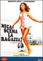 Mica scema la ragazza! DVD Nuovo Sigillato Truffaut