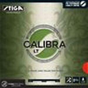 Stiga Calibra LT Sound 1,8/2,0/Max mm  Rot / Schwarz
