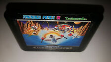 * Sega Mega Drive Game * THUNDER FORCE IV 4 * Megadrive