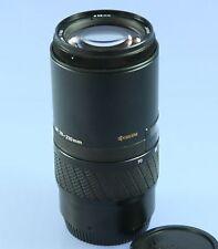Yashica Kamera-Objektive mit Autofokus und Zoomobjektiv