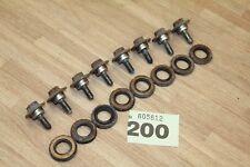 Molde Gelatina Honda CBR 600 F1 87 88 89 90 Pernos & Arandelas PC23E Cam Cubierta
