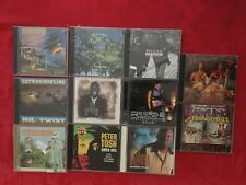 11 CDs (6 NEW 5 USED): REGGAE: PETER TOSH DANCE HALL QUEENS + V/A