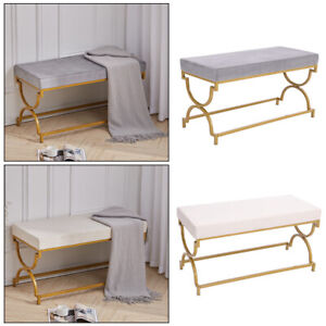 Upholstered Bench In Benches For Sale Ebay