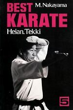 Best Karate, Volume 5: Heian, Tekki (Paperback or Softback)