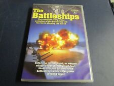 *LOOK** Battleships Complete Story of Evolution DVD Channel 4 Documentary 3.5hrs