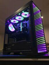 i7 8700 CUSTOM BUILT GAMING COMPUTER/PC GTX 1080 Ti 16GB 512GB SSD 2TB HDD RGB