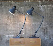 1 von 2 KANDEM ARBEITSLEUCHTE SCHREIBTISCHLAMPE INDUSTRIAL 30s DESK LAMP BAUHAUS