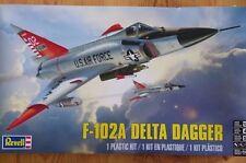 Revell Monogram 1:48 F-102A Delta Dagger Aircraft Model Kit