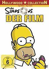 Die Simpsons - Der Film von David Silverman | DVD | Zustand gut