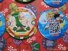 dragon ball bola de dragon TAZO CAP POG