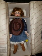 Vintage 1993 Savannah Doll - Connie Johnson - The Hamilton Collection #2519L
