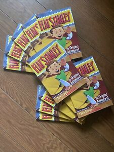 Flat Stanley by Jeff Brown and J. Brown (2009, Paperback) Lot Of 11 Books
