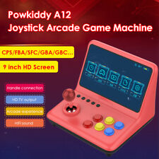 "POWKIDDY A12 9"" IPS Gaming Console 32GB 2000 Games Arcade Joystick Video Gamepad"
