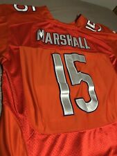 9dea19df2 Chicago Bears Orange Nike On Field Brandon Marshall NFL Jersey (Men s Size  ...