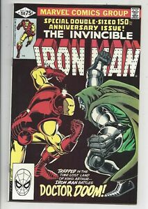 Ironman 150 (9.4) NM - Gorgeous Black Cover Classic