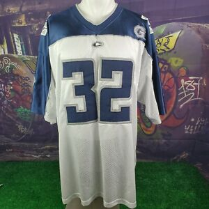 Georgetown Hoyas Colosseum Football Jersey (Size XXLarge) C2