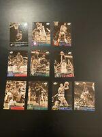 2009-10 Upper Deck Immortals SP 10 Card Lot Oscar Robertson + More