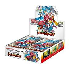 JAPANESE Pokemon Champion Road SM6b Booster Box Sealed Sun Moon 30 Booster Packs