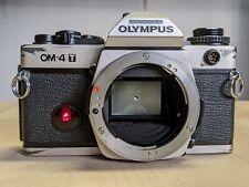 Olympus OM-4T 35mm camera SLR
