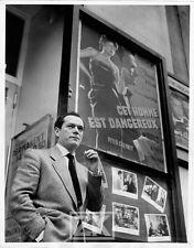 CET HOMME EST DANGEREUX Cinema Affiche CONSTANTINE Marvasi CHENEY  Photo '54