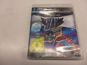 PlayStation 3 PS 3     The Sly Trilogy