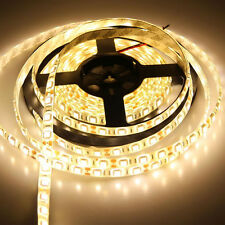 3528 SMD Flexible 300 LED Strip Fairy Light & Remote Controller & Power Adapter