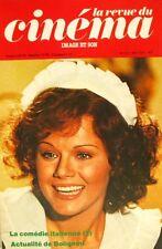 La revue du cinéma n°317 - 1977 - La Comédie Italienne (suite) - Bolognini