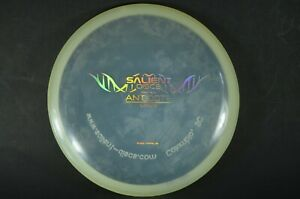 Antidote Liquid 1st Run 171g Clear Salient New *Prime*  Disc Golf Rare