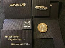 Mazda RX-8  OVP Pin Badge edel in Folder