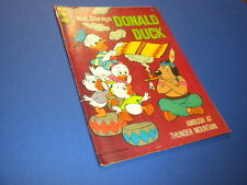 DONALD DUCK #106 Gold Key 1966 WALT DISNEY