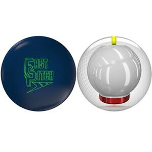 15lb Storm FAST PITCH Solid Urethane Bowling Ball For Tough Lane Conditions