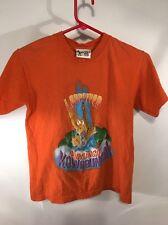 Disney Youth T-Shirt I Survived Humunga Kowabunga Size M