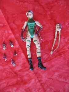 Sota Toys Street Fighter Cammy Green Action Figure