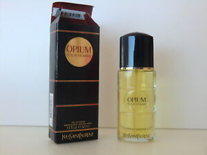 Yves Saint Laurent YSL Opium Pour Homme EDP Nat Spray 50ml 1.6 Oz NIB-NOT Sealed