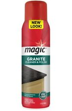 MAGIC GRANITE CLEANER & POLISH FOR STONE 17 oz Spray 3051