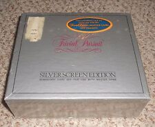 Vintage Trivial Pursuit Silver Screen Edition Game Brand SEALED 1981 NIB