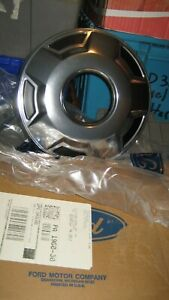 NOS New Hubcap Wheel Cover 4X4 D7TZ1130B  1967 1986 Ford Truck Bronco Front