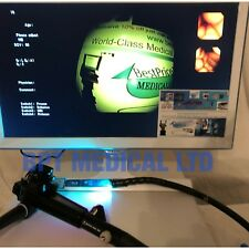 Olympus CF-200S Video Sigmoidoscope EVIS in Case Very Good Condition Endoscopy