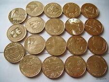 Promotion. Poland 2 ZL Complete Set 19 Coins 2005 NG