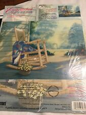 "Janlynn Counted Cross Stitch ""Close To My Heart"" Kit #182-0304"