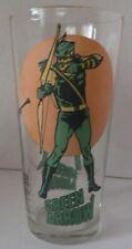 Pepsi 1976 Super Series Green Arrow Promo Glass, Free Shipping!