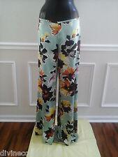 NEW ST.JOHN DRESS PANTS (JULEP MULTI) SZ - 10
