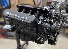 Chevy 53ls 510 Hp Complete Crate Engine Pro Built 366 370 Lq Ls2 Ls6 62 Ls3