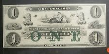VERITABLE BILLET DE 1 DOLLAR**1880**NEUF**OBSOLETE NEWPORT**RHODE ISLAND