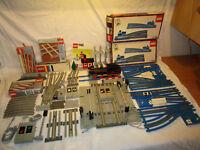 Lego 4,5 12 V Eisenbahn Konvolut 146,720,2x 755,7850,7855,7858,7860,7866,7867 ua