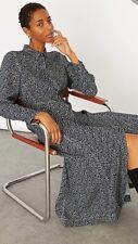Sello de Jigsaw Dot Camisa Vestido Reino Unido 6