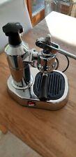 LA PAVONI Europiccola  Espressomaschine Chrom Handhebelmaschine