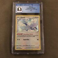 Pokemon Champions Path ALTERIA 049/073 CGC 8.5 Like PSA BGS NM/MINT+ Card Holo