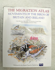 THE MIGRATION ATLAS: Movements of the Birds of Britain and Ireland by VARIOUS