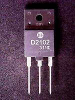 3DD2102 - JSMC Transistor NPN 1500V 6A  D2102  (TO-3P) GENUINE